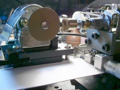 超精密微机械加工