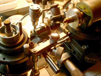 微型机械加工